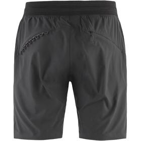 Klättermusen Nal Pantalones cortos Hombre, raven